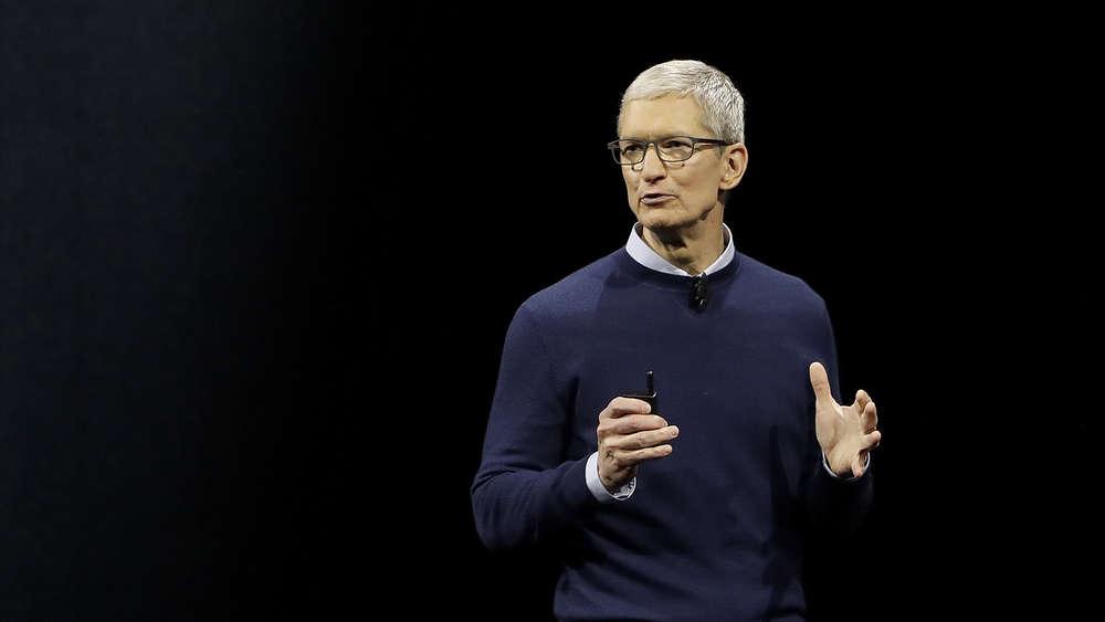 IPhone-8-Gerücht lässt Apple-Aktie fallen