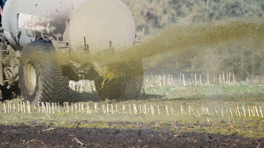 Behörde: Preis für Trinkwasser könnte wegen hoher Nitratwerte steigen