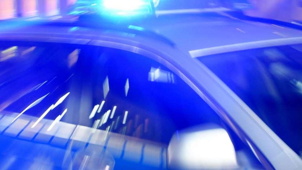 Einbrecher stürzt aus 14 Metern Höhe ab