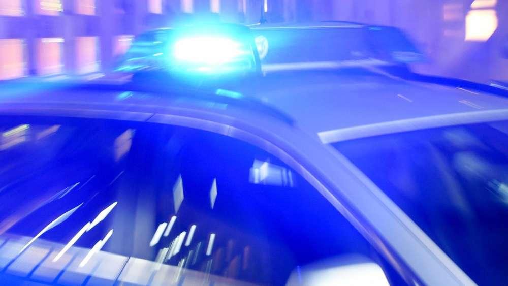 Waffendeal an A8 endet mit einem Schwerverletzten