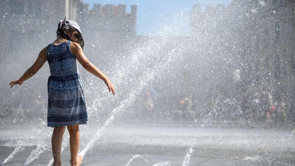Regen und Gewitter trüben den Sommer auch weiterhin