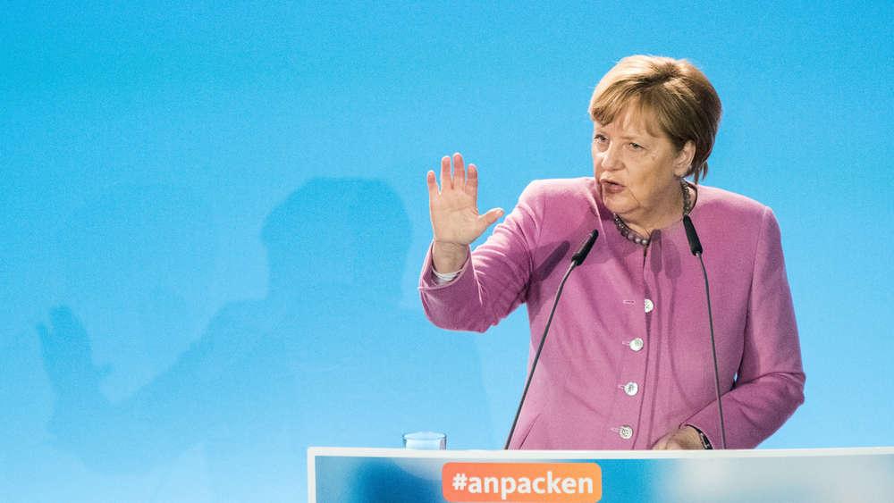 Merkel kritisiert