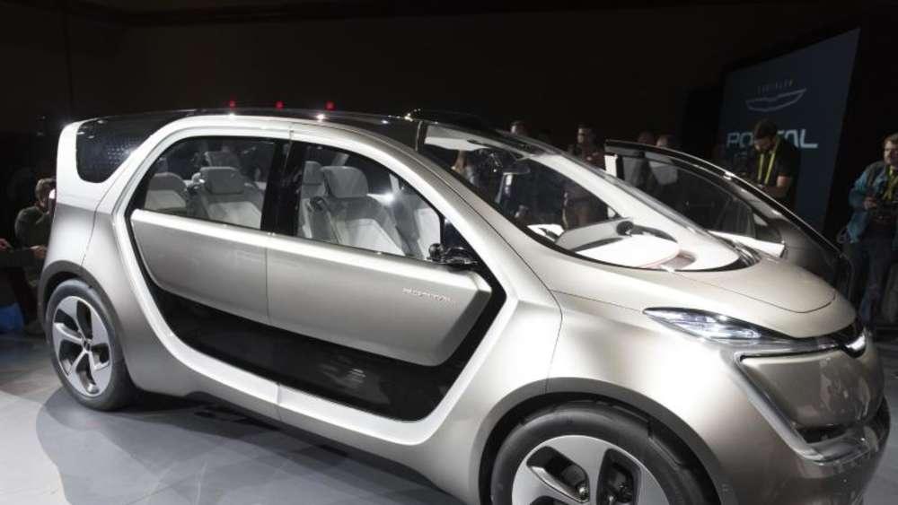 Fiat Chrysler tritt BMW-Partnerschaft bei