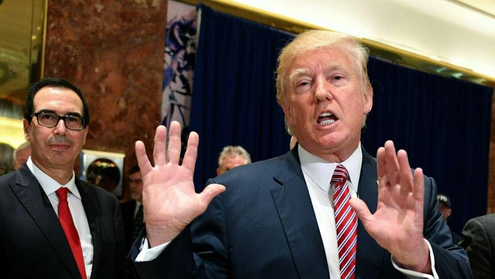 Trump: Terroristen mit Schweineblut- Kugeln töten