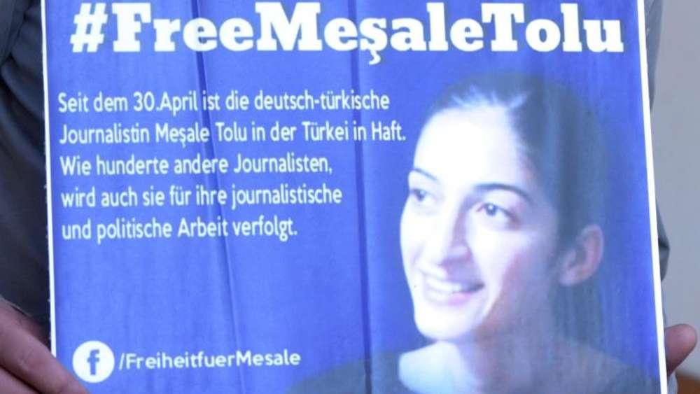 Mesale Tolu bleibt in türkischer Untersuchungshaft