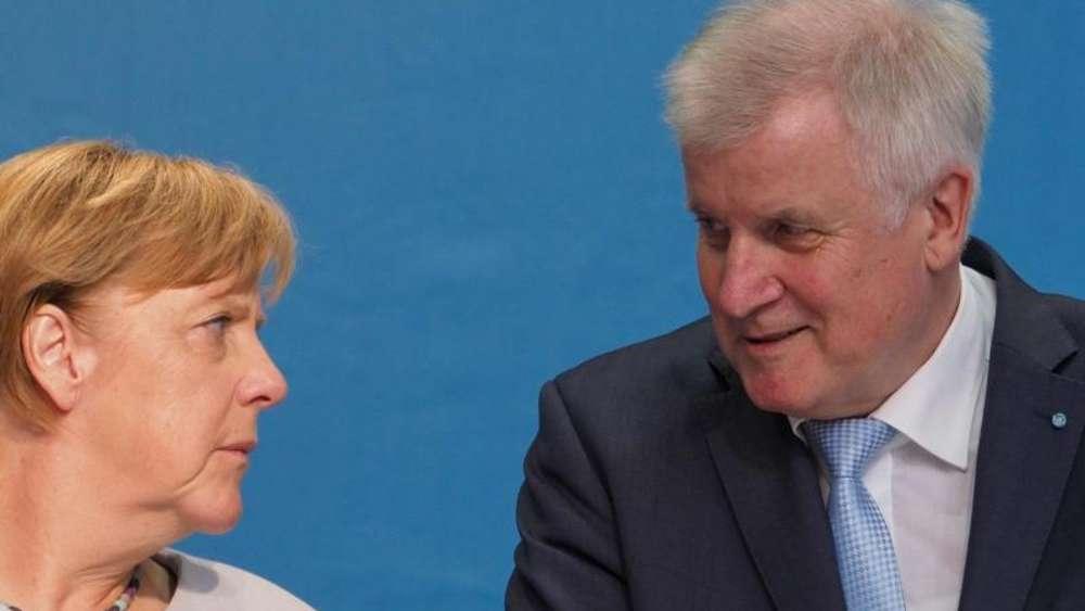 Seehofer stellt Koalitionsbedingung: Fahrverbote mache die CSU nicht mit