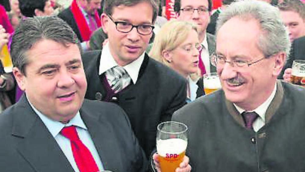 SPD kann Union noch überholen