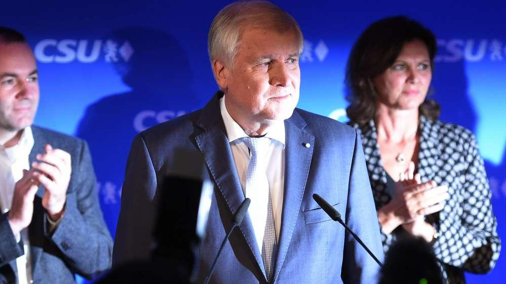Seehofer: Wir brauchen eine Politik für die Konservativ-Liberalen