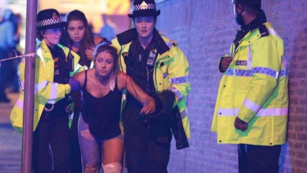 Manchester-Attentat: Spur führt nach Deutschland