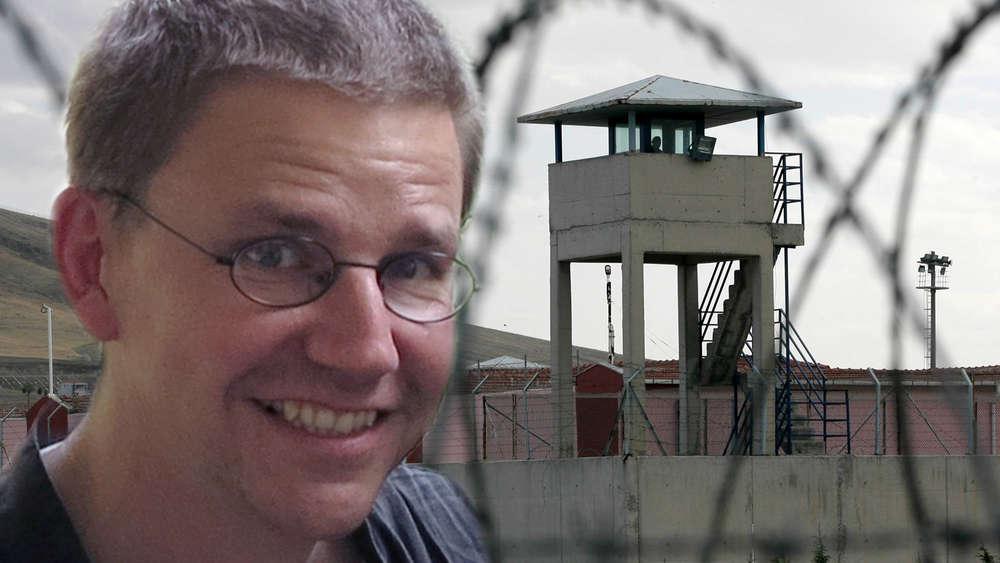 Menschenrechtler Peter Steudtner drohen bis zu 15 Jahre Haft