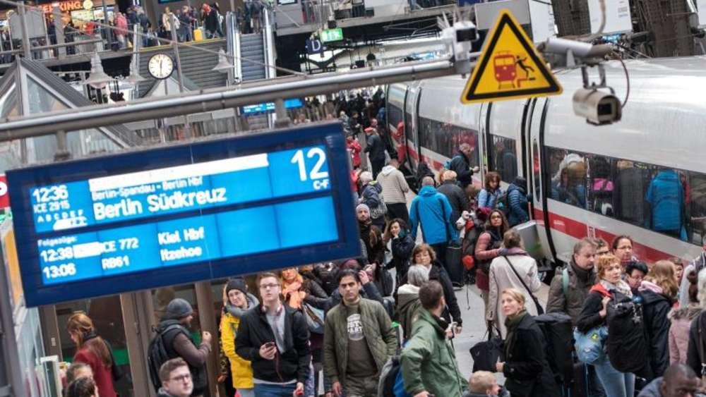 Bahnstrecke Hamburg-Berlin ist frei - in eine Richtung