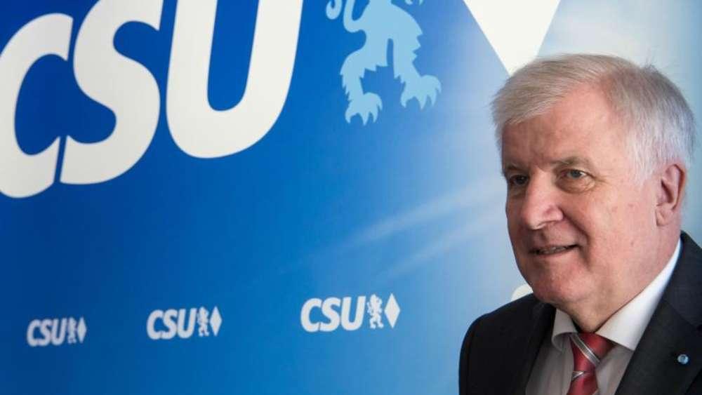 Seehofer: Niedersachsen-Wahl hat keine Folgen für Jamaika-Gespräche