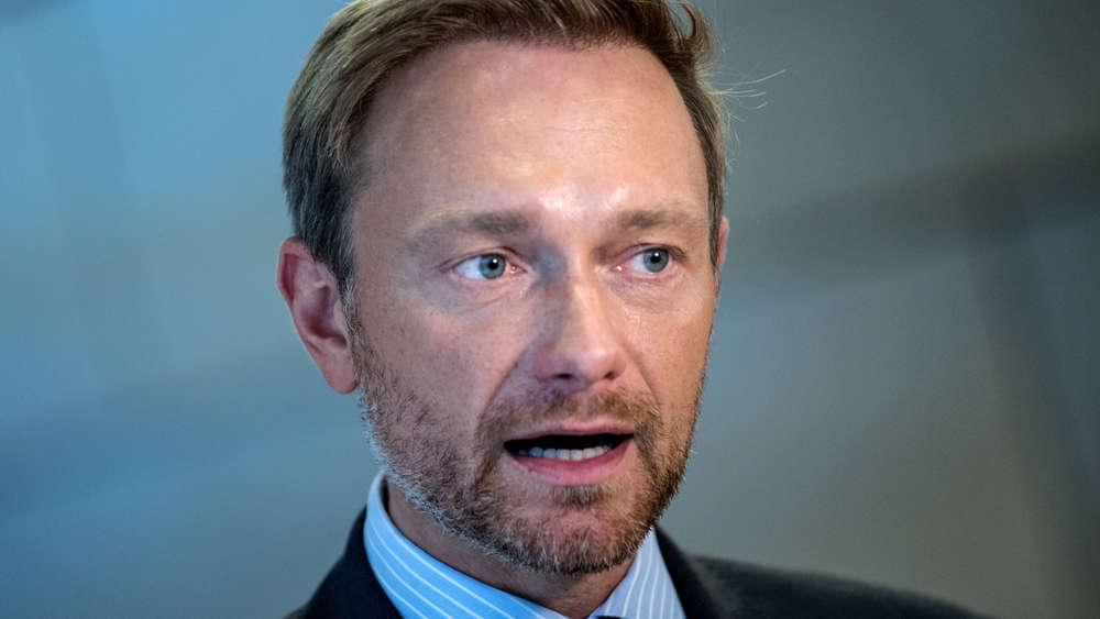 Lindner mahnt in EU-Debatte: Keine Festlegungen ohne Legitimation