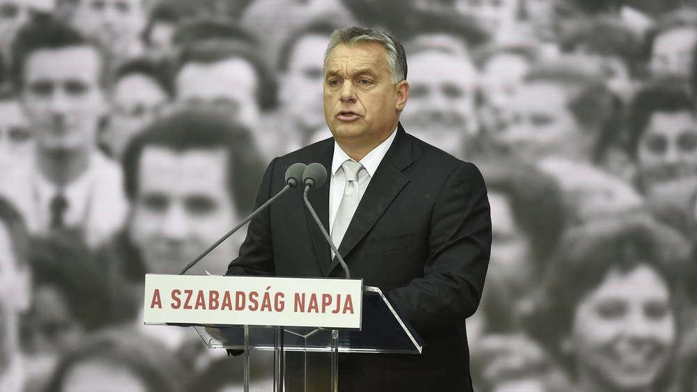 Orbán erklärt Ost-Mitteleuropa zur