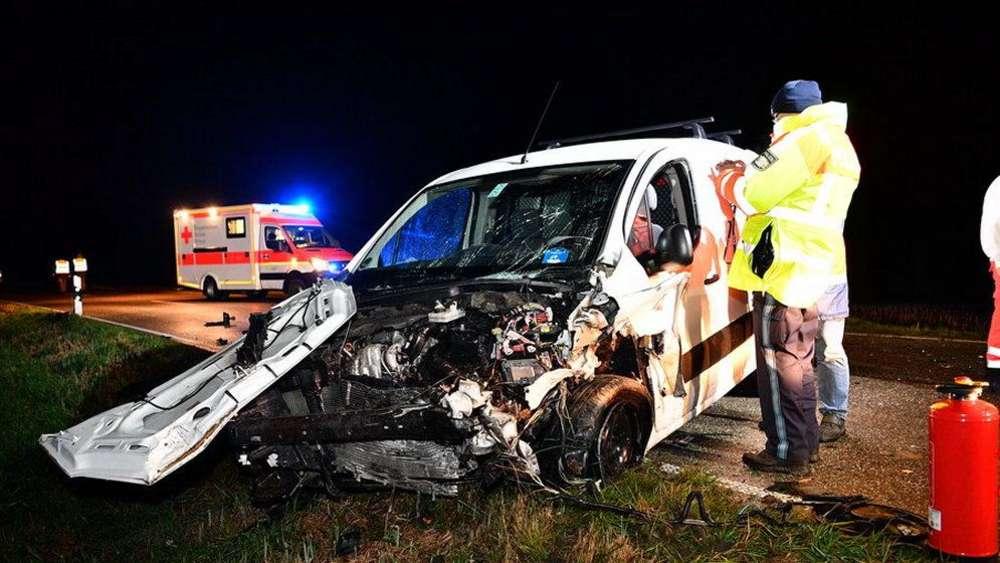 33-Jähriger stirbt bei Verkehrsunfall