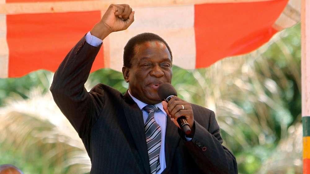 Mnangagwa folgt am Freitag Mugabe