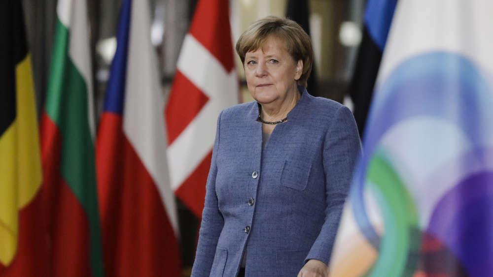 Merkel will bei Ost-Gipfel auch über Ukraine-Konflikt reden