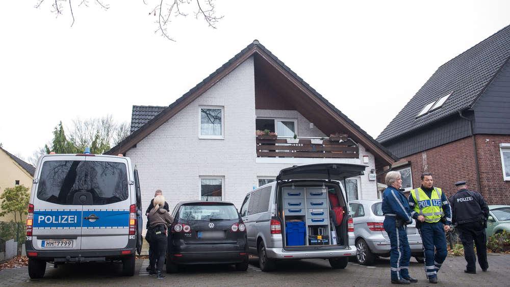 Frau stach Frau in Hamburg nieder