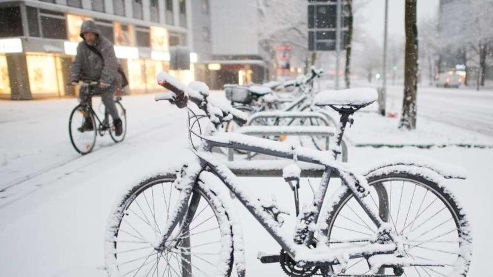 Der Winter kommt: Niedersachsen ist eingeschneit
