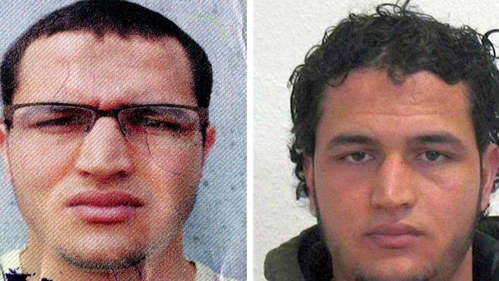 IS-Kontakte in Amris Handy gespeichert