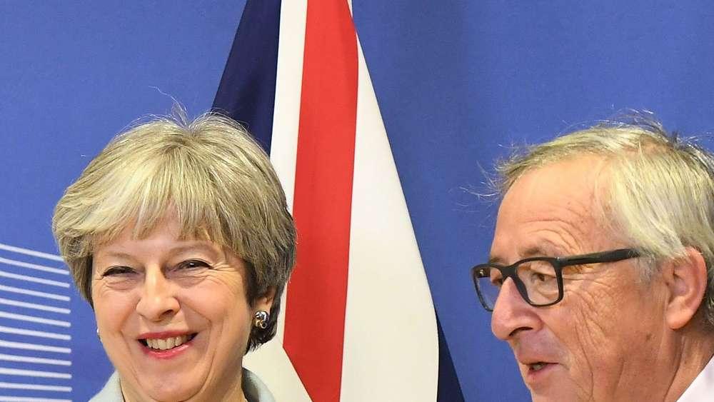 EU setzt Großbritannien Ultimatum in Brexit-Gesprächen