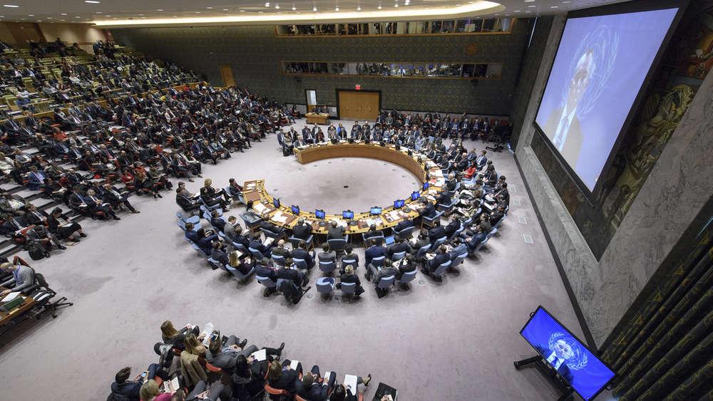 UN-Rat prüft Resolution zu Trumps Jerusalem-Entscheidung