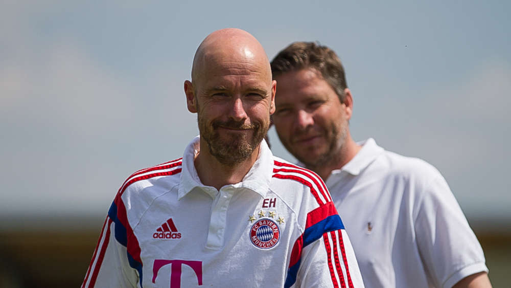 Ajax will Ex-Bayern-Trainer ten Hag holen