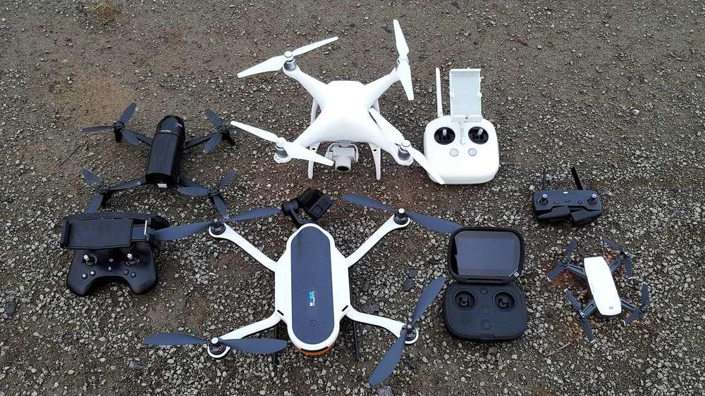 DJI Mavic Air offiziell vorgestellt: Das kann die neue Drohne