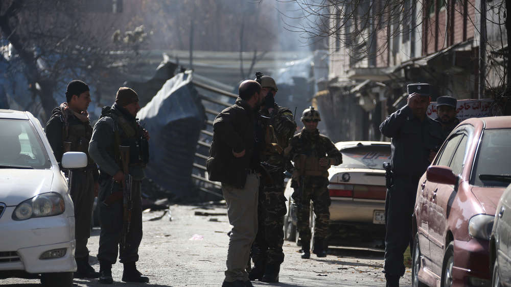 Tote bei Anschlag in Kabul