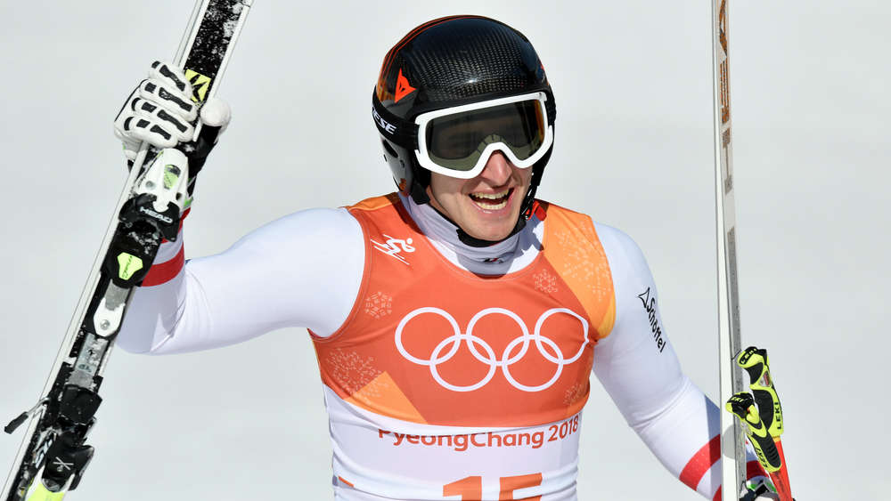 Österreicher Mayer holt Gold im Super-G