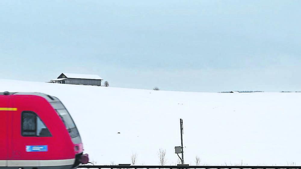 Bahn investiert über eine Milliarde Euro in Bayerns Schienennetz