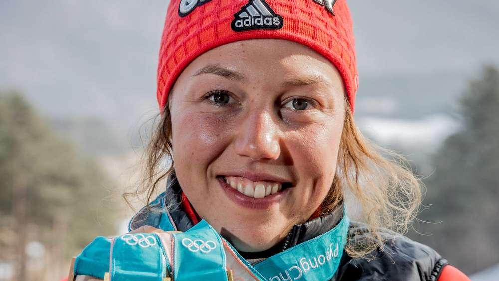 Laura Dahlmeier ist nun Ehrenbürgerin