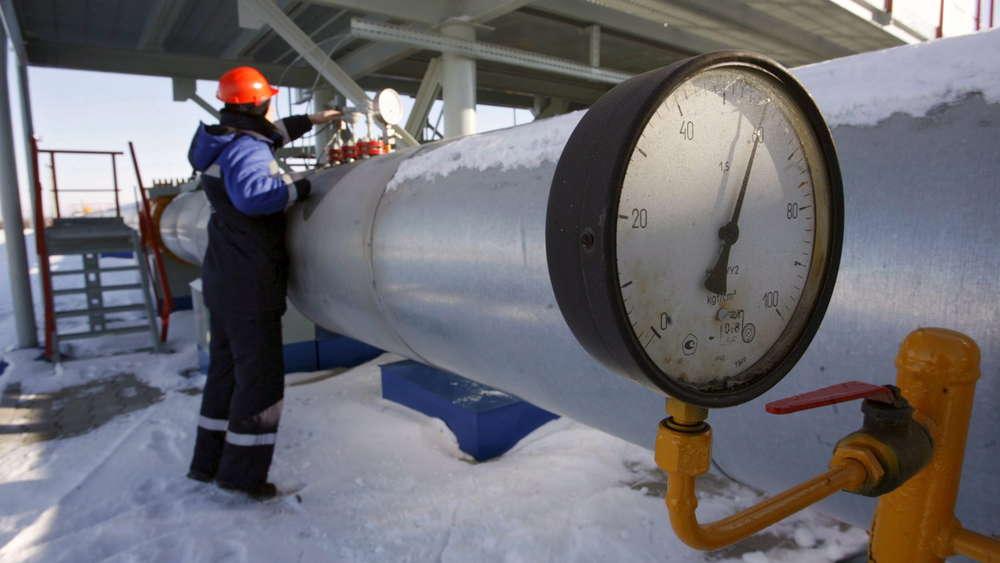 Gazprom verweigert Gaslieferung an die Ukraine