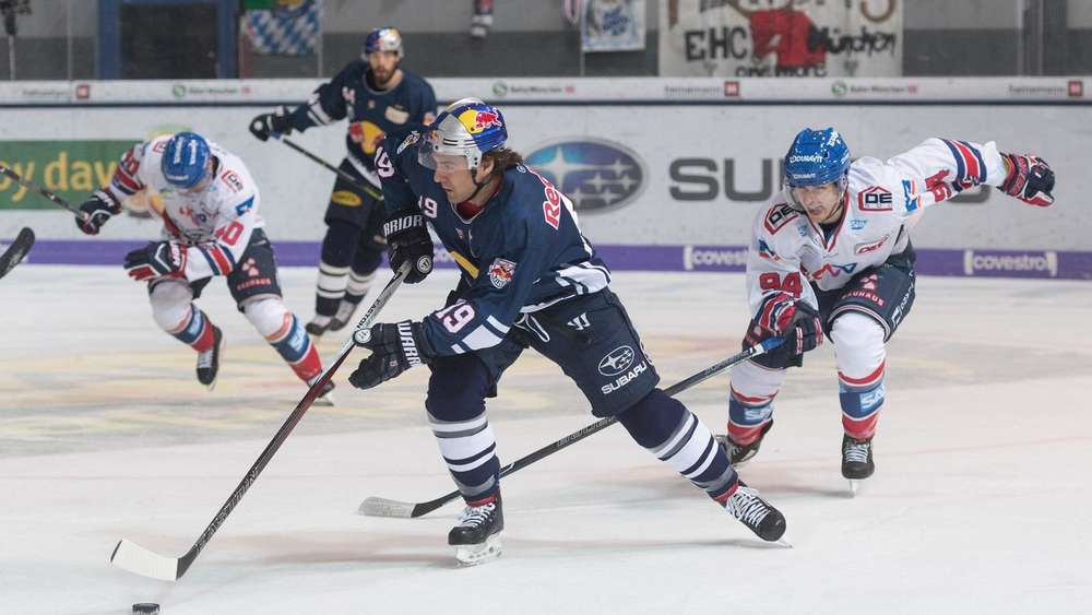 Playoff-Aufreger: Brutaler Check gegen Mannheims Plachta