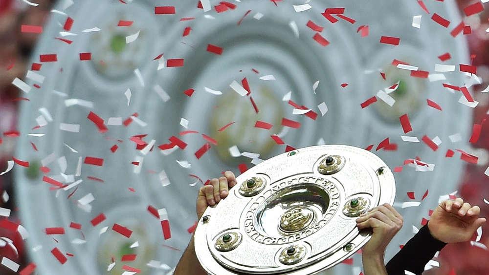 Wann ist es offiziell? Die Bayern wollen die Meisterschaft am Samstag in Augsburg feiern