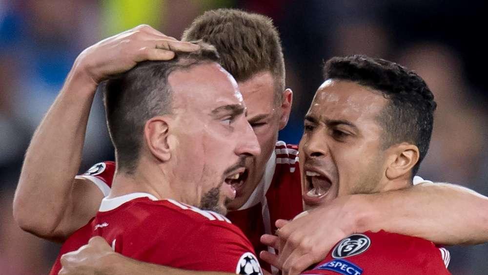 Ribéry ist nun auch ein Rekordmeister