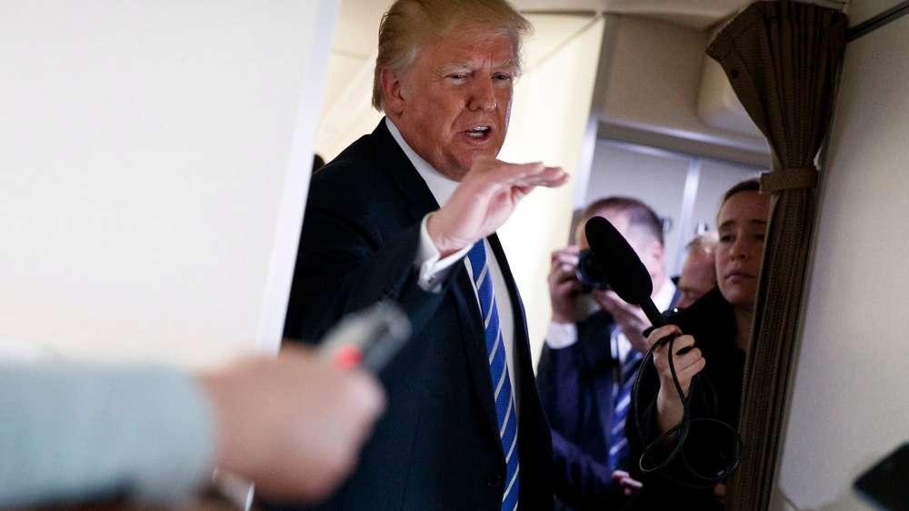 Trump schiebt Entscheidung weiter auf