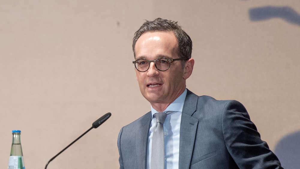 Das sagt Maas zu möglicher Beteiligung an US-Militärschlag - Regierungsmitarbeiter besorgt