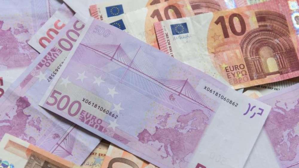 Privates Geldvermögen in Deutschland 2017 auf Rekordhoch