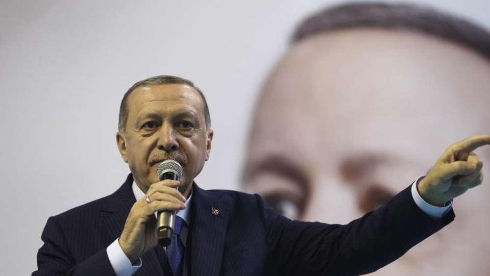 Erdogan zum Wahlkampf in Deutschland nicht willkommen
