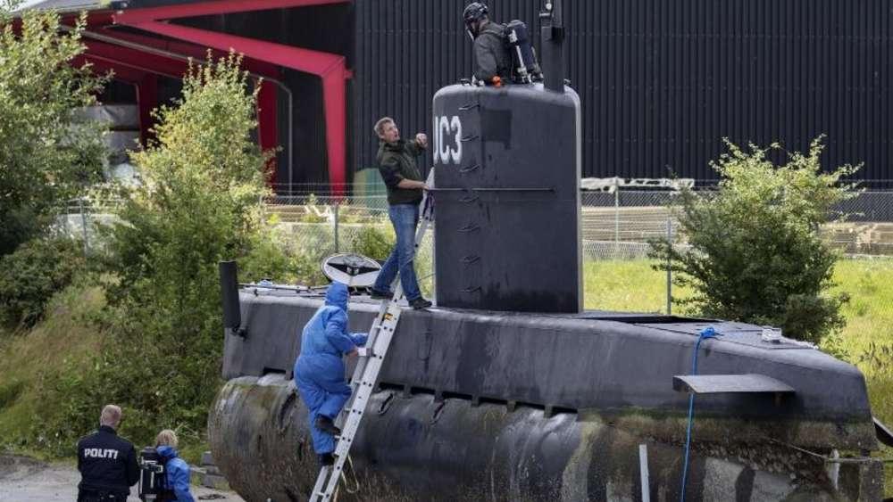 Mord auf U-Boot: Staatsanwaltschaft fordert lebenslange Haft für Peter Madsen