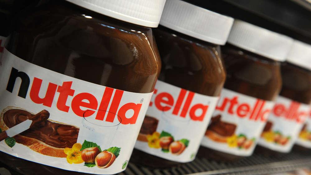 Kritik: So viel Kilogramm Nutella braucht Ihr für einen Fußball