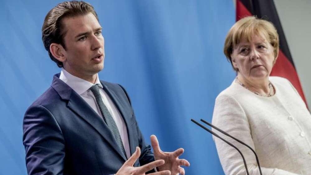 Berlin-Wien-Rom: Migration: Kurz gründet