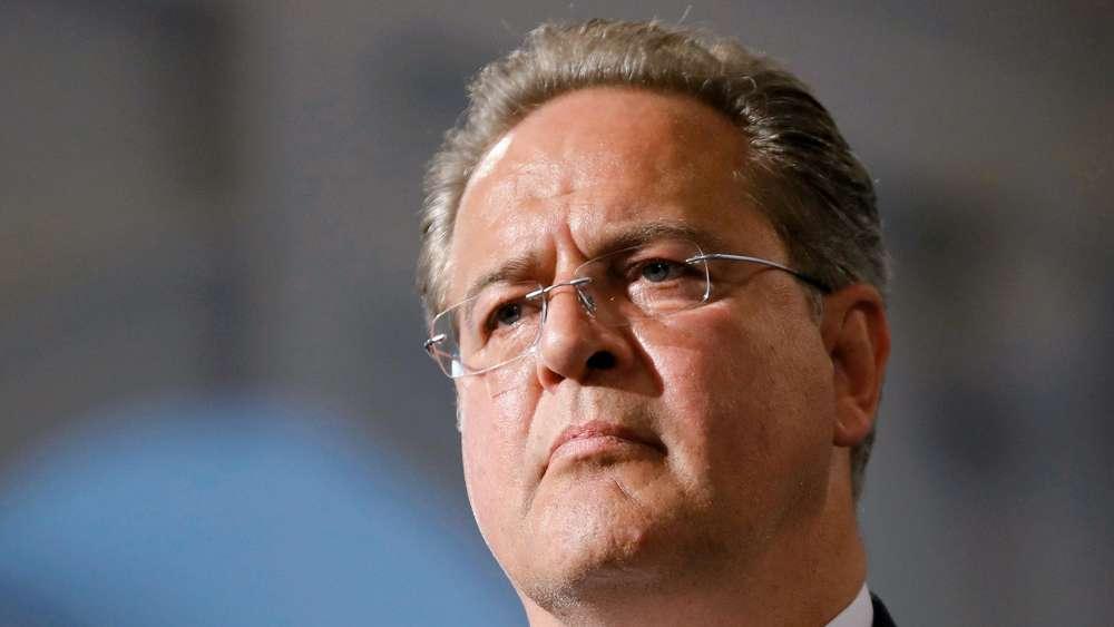 Dieter Romann Präsident der Bundespolizei