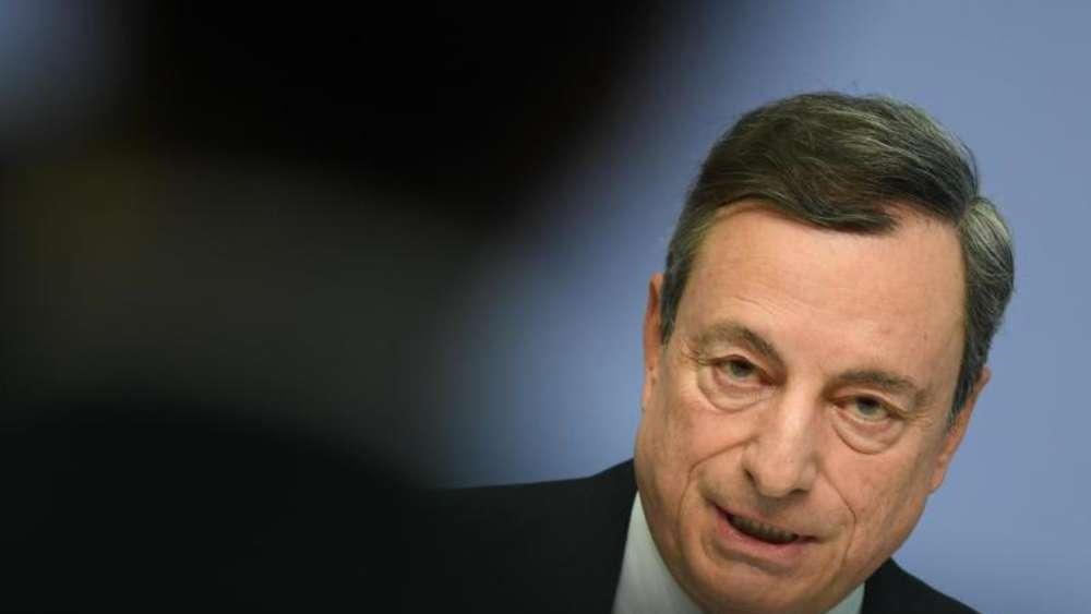 EZB erwartet Ende der Anleihenkäufe zum Jahresende 2018