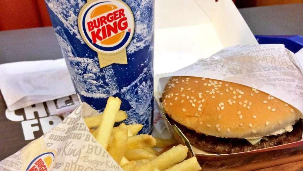 Burger King will in Deutschland kräftig wachsen