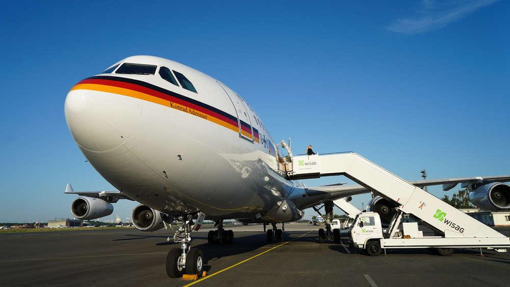 Geschichte Bundespräsident Weißrussland Deutschland:Steinmeiers Weißrussland-Reise wegen Flugzeugpanne verzögert