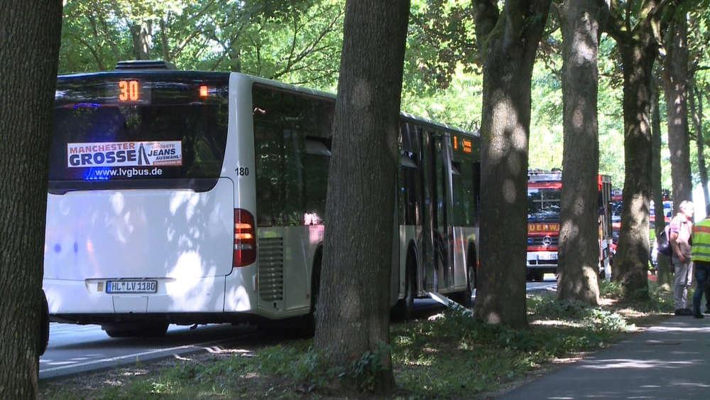 Mehrere Verletzte in Lübeck bei Gewalttat in Linienbus