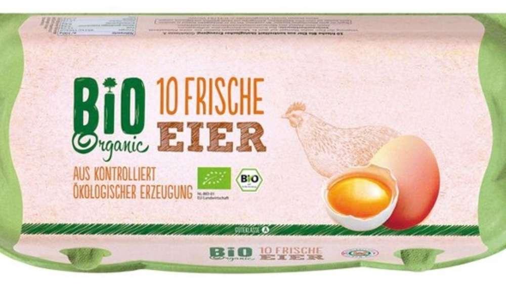 Produktrückruf August 2018 aktuell: Salmonellen-Alarm! Bio-Eier zurückgerufen