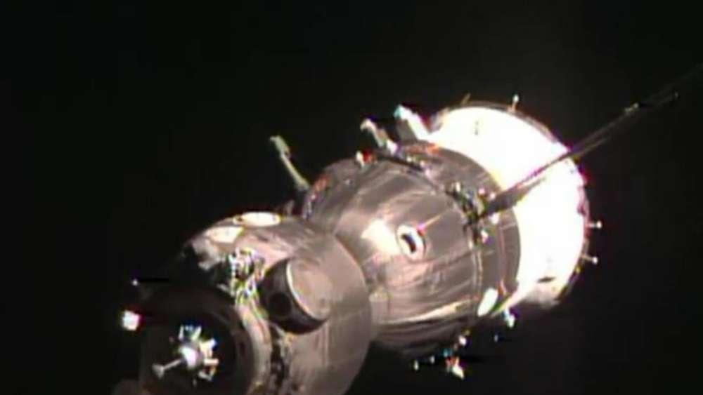 Druckverlust auf der Iss - Astronauten müssen kleines Leck stopfen!
